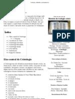 Cristologia – Wikipédia, a enciclopédia livre