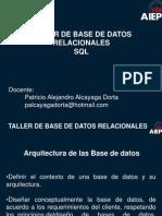 01 BDR SQL