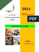 56034619 Sesion Aprendizaje La Familia