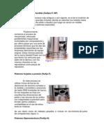 Pistones de Aluminio Fundido