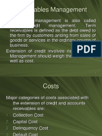 Credit Managment