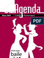 Agenda Mayo2009 Cultura en Fuerteventura