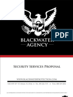 Blackwater Proposal 2013