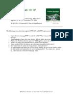 Wireshark Http Solution v6.1