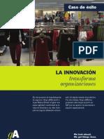 Caso de éxito Lojas Marisa - Retail -  - Grupo ASSA