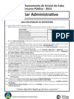 Aux Administrativo
