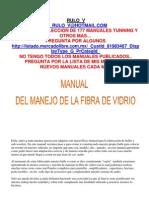 Manual de Fibra de Vidrio