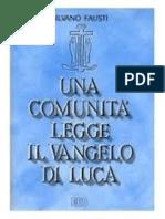 SIlvano Fausti Luca 1-11