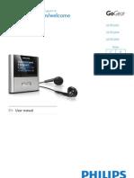 Philips GoGear RaGa User Manual_eng