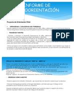 INFORME DE PSICOORIENTACIÓN-I SEMESTRE-17JUNIO