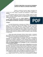 NOÇÕES GERAIS DO DIREITO TRIBUTÁRIO - livro 1