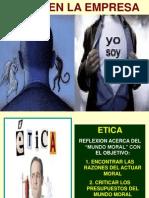 3. Principio Etica Empresaria