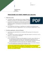 Contrat de vente Agusta 2012
