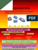 1° Estequiometria