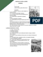 CAMPAÑA DE LA SIERRA O LA BRAÑA