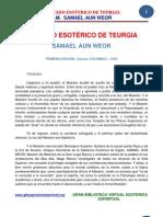 02 22 ORIGINAL Tratado Esoterico de Teurgia Www.gftaognosticaespiritual.org