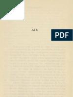 Jar Liviu Rebreanu