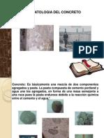 Tema 5.-Patologia Del Concreto