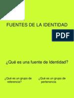 2 Da Clase Fuente de Identidad