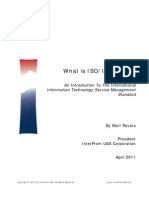 White Paper - What is Iso-iec 20000
