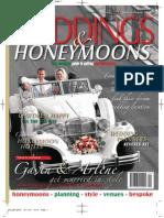 Dream Italian Weddings & Honeymoons - Spring 2009