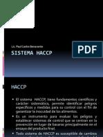 Legisla Sistema HACCP