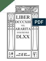 liber813 dcccxiii