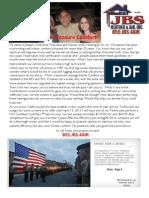 Newsletter 1.22.13