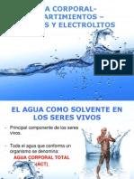9-10-11. Liquidos Corporales, Compartiminetos y Electrolitos