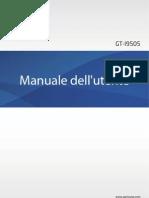 GT-I9505 UM Open Jellybean Ita Rev.1.0 130509