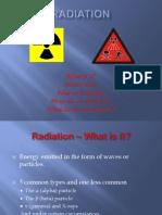 Radiation Presentation