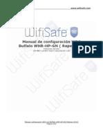 Manual de Cofiguracion WDS Buffalo Con DDWRT