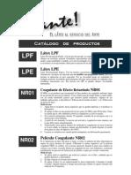 Catalogo Productos Dante