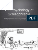 The Psychology of Schizophrenia