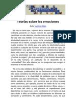 Philosophica Enciclopedia Teorías sobre las emociones