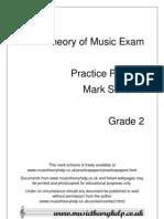 Grade 2 Answers 1