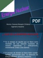 enegía nuclear