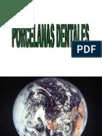 PORCELANAS DENTALES