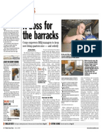 A Boss for the Barracks