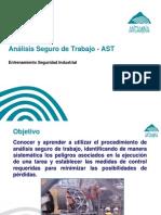 Analisis Seguro de Trabajo AST.