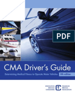 CMA Drivers Guide