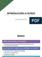 Introducción a Filtros
