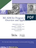 RE-AIM Issue Brief