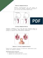 Atresia Traqueoesofagica