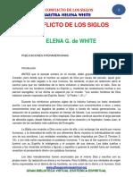 31 09 El Conflicto de Los Siglos Helena White Www.gftaognosticaespiritual.org