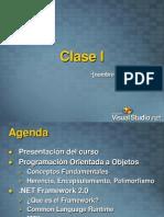 Clase I - PPT