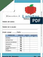 4to Grado - Bimestre 4 (2012-2013)