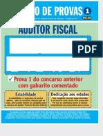 001.Caderno de Testes - Receita Federal 2012 (Auditor)
