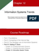 Information System Trends