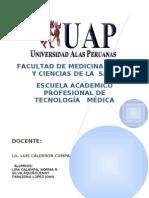AUTOMATIZACIÓN EN HEMATOLOGÍA monografia